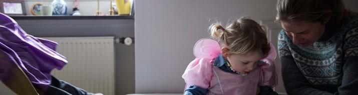 Børn - Giv dine børn en god start på livet - Arbejdernes Landsbank